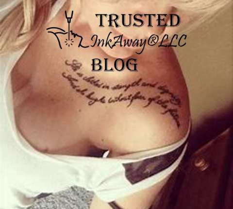 Efficacies and risks associated with tattoo removal methods